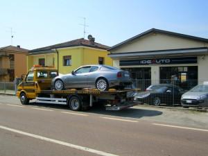 Carroattrezzi a Modena H24. Sede Idea Auto a Bomporto